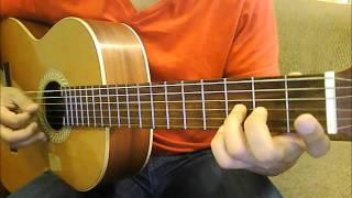 AFGHAN GUITAR TUTORIAL #1: (Bia Ke Berem Ba Mazar)-Tabs