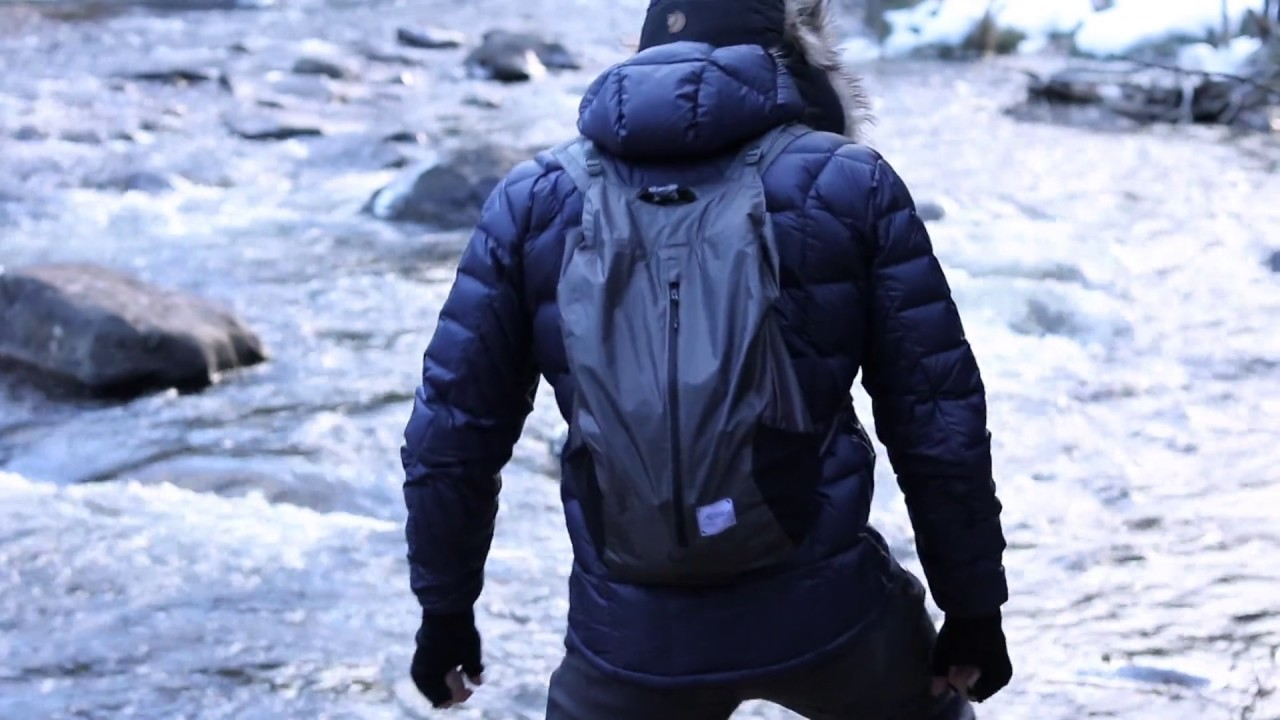Matador FreeRain24 Waterproof Packable Backpack - YouTube 640aa6316e667