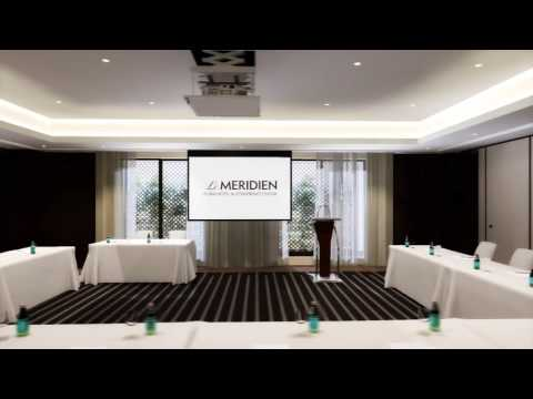 Le Meridien Dubai Hotel and Conference Centre Wasl Meeting Rooms
