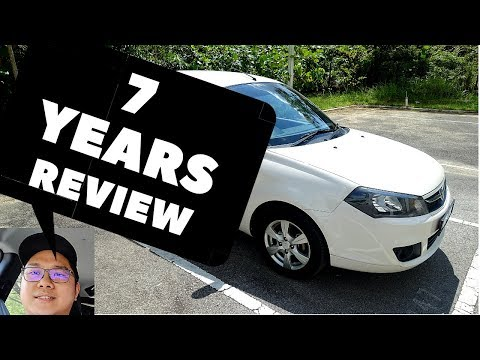 Proton Saga FLX 1.3 Long Term Review (7 Years Ownership)