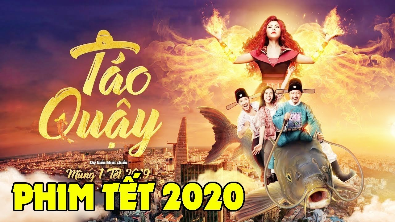 Phim Chiếu Rạp Tết 2020 | Táo Quậy Full HD | Hứa Minh Đạt, Nhi Katy, Vân Trang | Hài Tết Mới Nhất