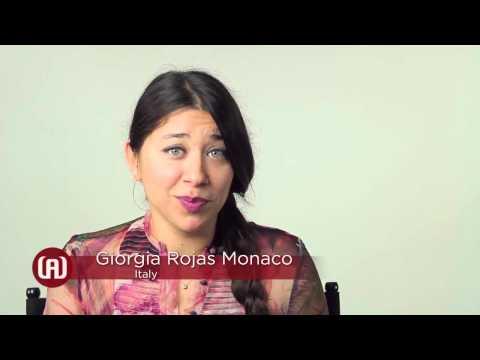 Giorgia Rojas Monaco Italian artist