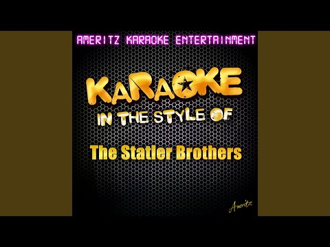 The Class Of '57 (In the Style of the Statler Brothers) (Karaoke Version)