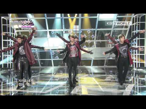 [Music Bank] Boyfriend - I Yah (2013.01.11)