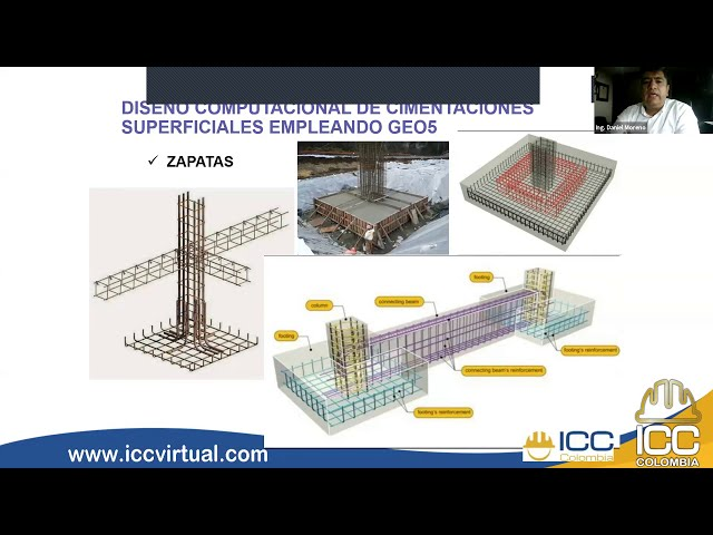 20201104 Cimentaciones superficiales y Profundas 1B • C1 | Ing. Daniel Moreno