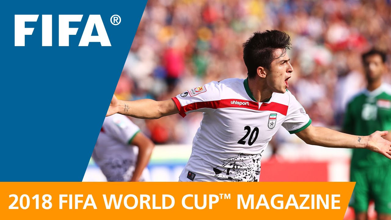 f209289900b My World Cup Dream  Sardar Azmoun (Iran) - YouTube