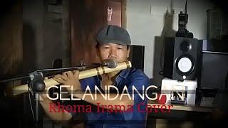 Download Video GELANDANGAN - RHOMA IRAMA KARAOKE FULL LIRIK - SULING ASLI MP3 3GP MP4