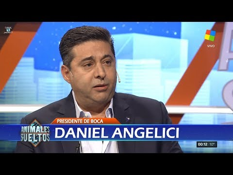 Daniel Angelici en