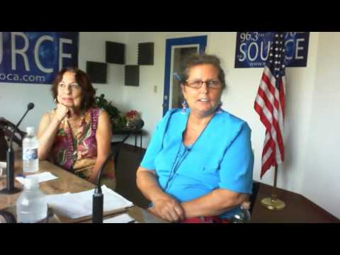 Susan Mehaffey and Christine Saunders Interview - Diary Of A Small Farmer