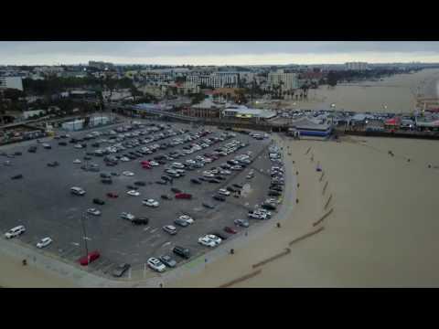 Santa Monica California 2017 - Santa Monica Pier
