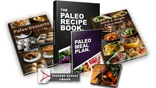 Recipe Easy - Paleo Recipe Book