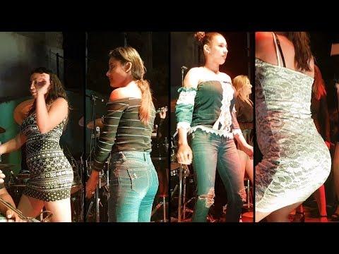 Chicas Rolands Rebane Punta En Danlí