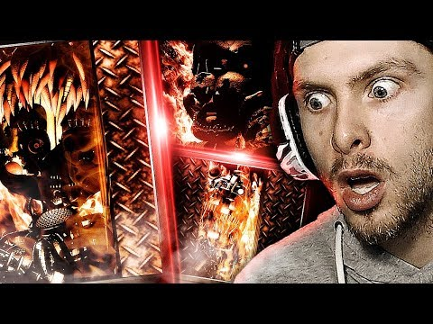 AFTON FAMILY BACK TOGETHER | Five Nights at Freddy's 6 Gameplay! (COMPLETION ENDING)