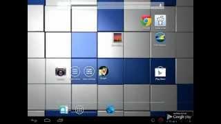 Cubescape 3D Live Wallpaper