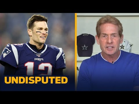 Skip reacts to Tom Brady's Howard Stern interview, talks Belichick relationship | NFL | UNDISPUTED
