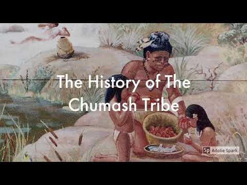 A brief history of the Chumash tribe- Maximus Silva