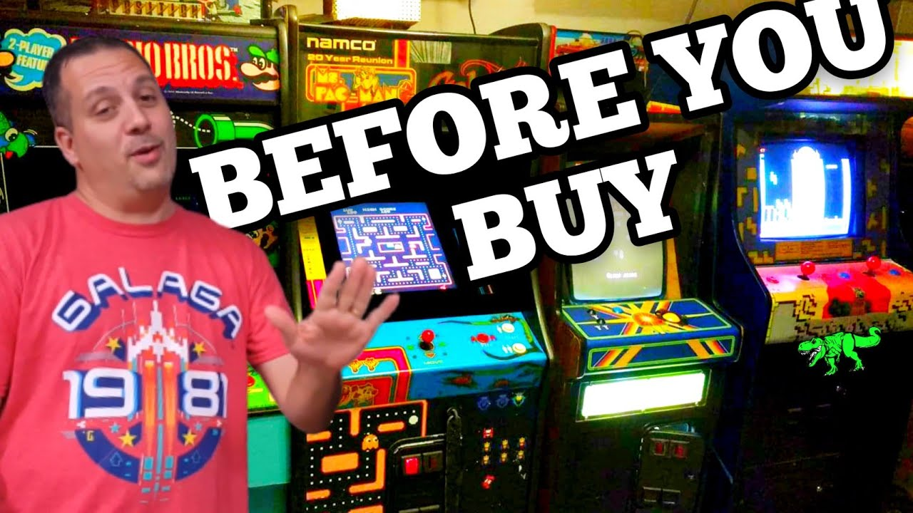 Before you Buy Arcade Machines for your Vending Business ...