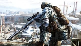 Sniper Ghost Warrior 2 Stealth Mission Gameplay