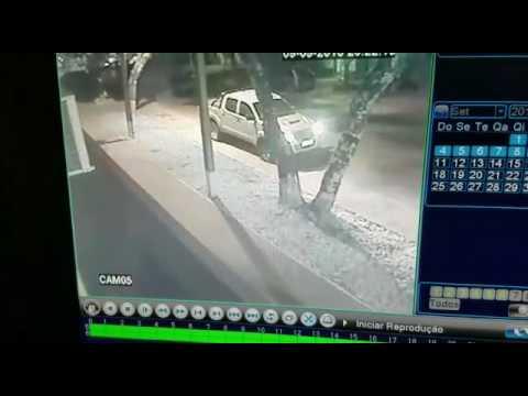 Así fue el atentado a la radio de Acevedo