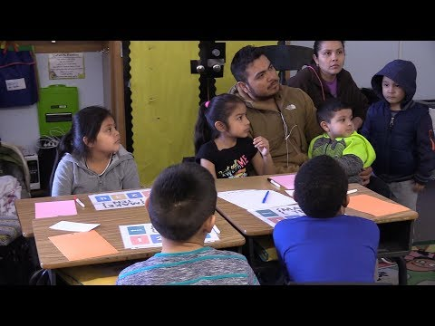 Parental Involvement at Compton Elementary School