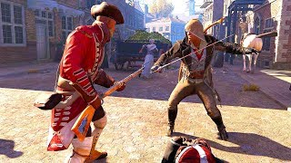 Assassin's Creed 3 Remastered Victorian Legend Rampage, Stealth Takedowns & Free Roam