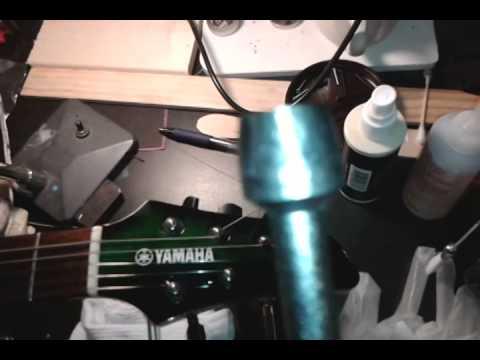 Yamaha RGX-TT Tuner/Machine