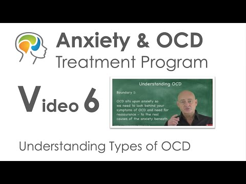 Types Of OCD Explained Clearly  - Help To Understand Symptoms, Treatment & Recovery