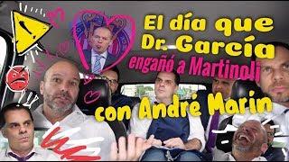 El día que Dr. García engañó a Martinoli con André Marín