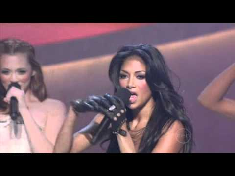Pussycat Dolls   Loosen Up My Buttons Live