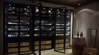 Degré 12 - Design Wine Cellars & Cabinets - Sliding Collection