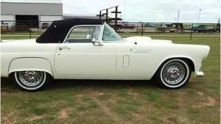 Ford Thunderbird 1956 - Convertible American Dream Car Videos