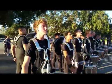 Pacific Crest Drumline 2016 - FULL LOT at Pasadena, 7/2