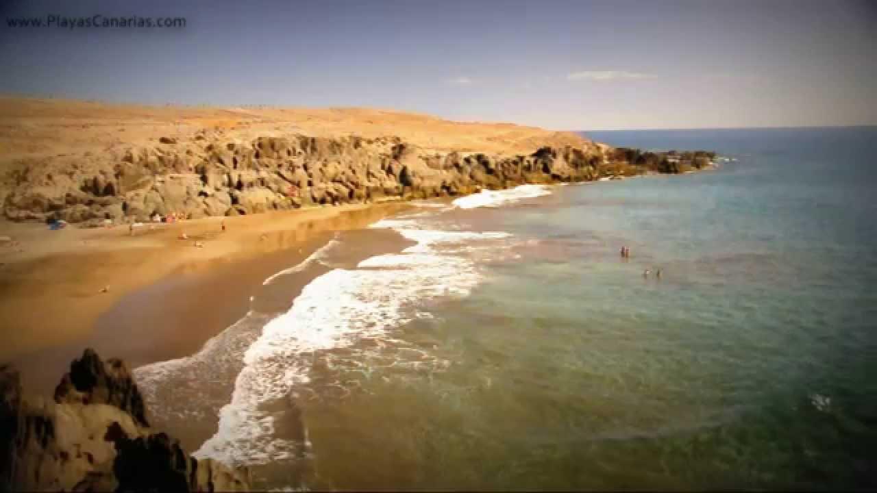 Playa de las mujeres isla de gran canaria youtube - Isla de las palmas de gran canaria ...