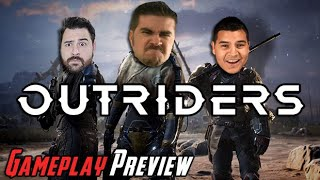 AJ's Outriders Gameplay Preview