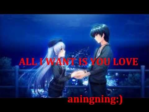 all i want is your love-with lyrics
