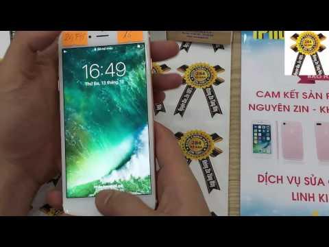 Hoàng Kiên hướng dẫn mở Touch ID không cần ấn phím home.