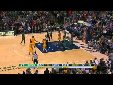 Boston Celtics vs Indiana Pacers | March 11, 2014 | NBA 2013-14 Season