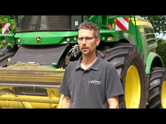 John Deere | Precision farming for customers
