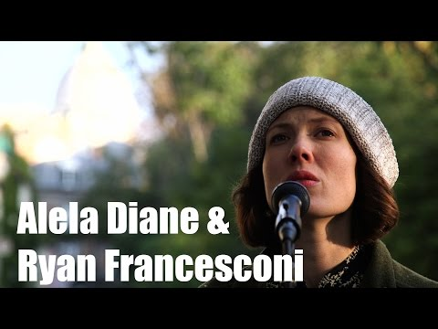 Alela Diane & Ryan Francesconi - Quiet Corner (Acoustique)