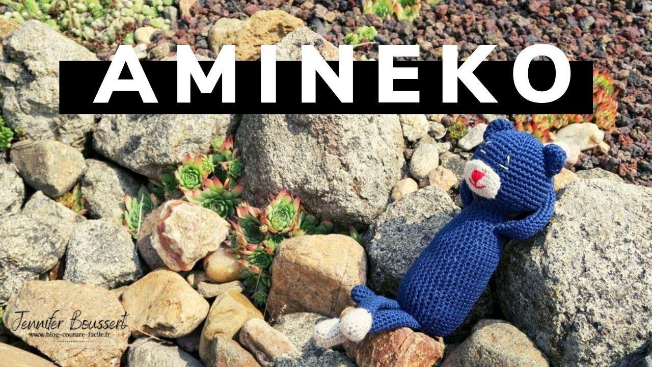 Amineko! | Gato amigurumi, Ganchillo, Patrones | 720x1280