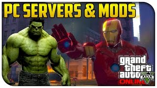 GTA 5 Custom PC Servers! Sandbox Mode, Roleplay & Mods Online a Possibility! [GTA V]