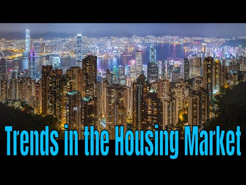 TRENDS IN THE HOUSING MARKET 14/05/2017 - NZ , AUS , CAN , USA, UK