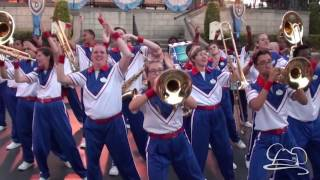 Earth, Wind & Fire Medley - 2016 All-American College Band - Last Day