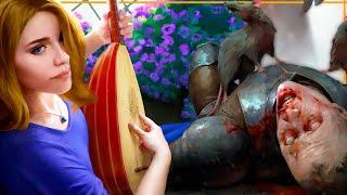 ПАНДЕМИЯ В ВЕДЬМАКЕ | БИЧ КАТРИОНЫ - Полная история главной трагедии мира Ведьмак