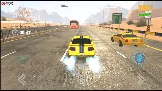 Racing Ferocity 3D Endless - Mustang 2012 Turbo - Speed Racing Car Games - Android Gameplay FHD #4