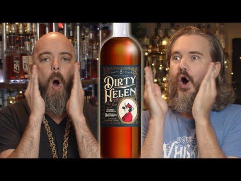 Dirty Helen Barrel Strength Straight Bourbon Whiskey Review