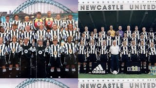 Best Ever Newcastle United Squad!?