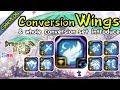 [Slang] Conversion Wings l Whole set Introduction l ColieVLOG#89 -【DragonNest SEA】