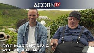 Acorn TV Exclusive   Bert & Al Large Play Doc Martin Trivia