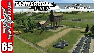 Transport Fever EPEC Challenge Ep 65 - Iron and Coal